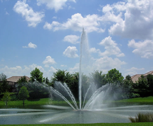 Lake Fountains & Aeration