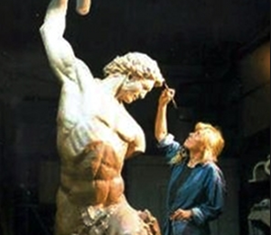 Bobbie Carlyle Sculptures in Bronze